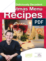 17 Dec Christmas Recipes Russell James