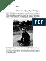 Biografía y Obra Richard Meier