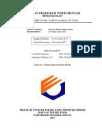 Laporan Elemen Pengendalian Suhu (Kelompok 6P)