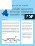 Secondary Control Drive and Control 12014