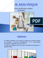 Chimie-analytique