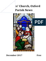 St Giles December 2017 Parish News