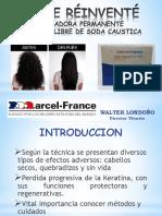 Marcel France_lanzamiento Lisse Reinvente