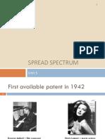 Spread Spectrum Theory