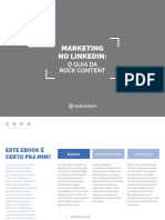 [4.0] Marketing No LinkedIn - O Guia Da Rock Content