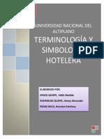 Correción n 05 Terminologia y Simbologia Hotelera