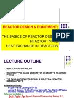 Reactor Design _ Equipment