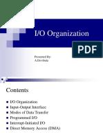 In Put Out Put Organization