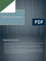 Capitulo VIII Tiempo Geologico
