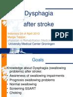 Marga Tepper Dysphagia