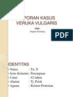 Case 1 - Veruka Vugaris