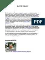 EL ARTE PÚBLICO.docx