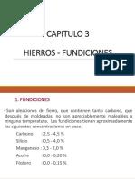 Capitulo 3 - Mc 115 - 2017-2-Fundiciones