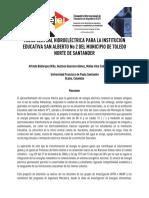 Microcentral Toledo Santander