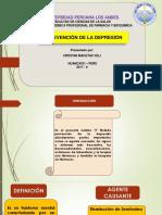 Prevención de La Depresión
