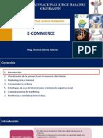 Charla Marketing Electrónico UNJBG