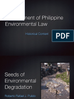 3 Development of Philpippine Environmental Law