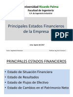 Sesion Nro 2 - Estados Financieros