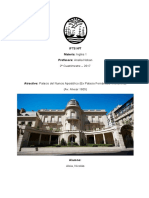 Nuncio apostólico de Buenos Aires- Ex Palacio Fernandez Anchorena