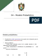 04 Modelo Probabilistico