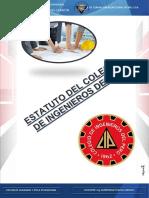 Etica Del Colegio de Ingenieros