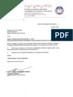 Surat Pekeliling Ikhtisas Bil. 5/2010 - Pelaksanaan Sistem Pilihanraya Ketua Murid Di Sekolah-Sekolah
