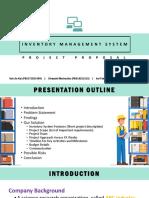 Presentation Slide - SPM - Siva