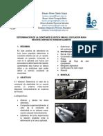 Lab 1 Constant e