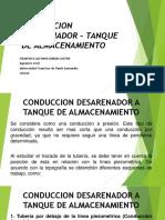 Conduccion Desarenador_tanque
