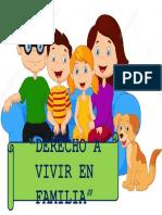 Derecho a Vivir en Familia