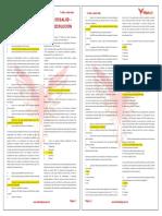 Pre Internado 2018 - Examen Simulacro 10 Resolución - Online
