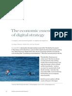 2016 Dawon, A. the Economic Essentials of Digital Strategy