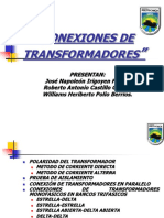 Conex i Ones de Transform Adores