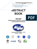 Abstract Book 2013