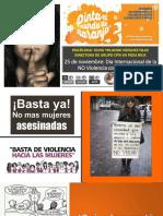 25 de Noviembre, Día Internacional de La