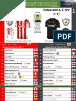 Premier League 171202 round 15 Stoke - Swansea 2-1