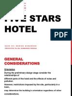 Five Stars Hotel Hamida