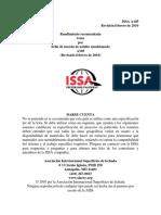 ISSA A105