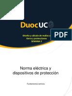 1 Norma Electrica y Dispositivos de Proteccion