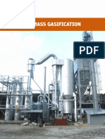 Biomass Gasification