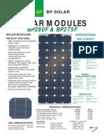 Bp Solar Bp275