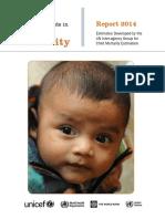 UNICEF 2014 IGME Child Mortality Report_Final
