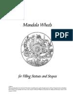 Mandala Wheels for Filling