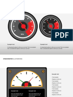 Turjo Mazumder Speedometer Illustrations Template