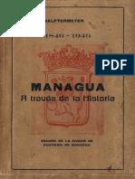 Managua a Traves de La Historia,1846-1946