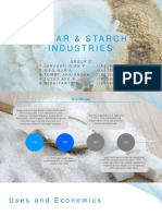 Sugar and Starch Ppt