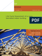 Life-Cycle Assessment of a Cross Laminated Timber Building 0