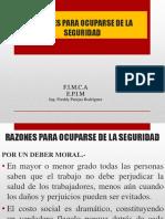 RAZONES  DE LA SEGURIDAD.ppt