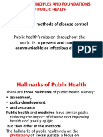 MPH 8111 1 Foundations and Principles of Public Health 3