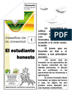 01 El Estudiante Honesto
